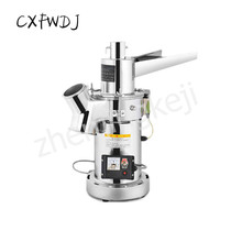 купить Small grinder Flowing Medicinal Herbs Fine Grinding Machine Household Powder Machine Continuous Feeding Chinese Medicine Crusher дешево