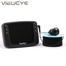 ViewEye 8 IR светодиодный 1000TVL 3,5 ''цветной ЖК-монитор для подводной съемки со льдом, видео камера для рыбалки, система визуального видео эхолота, Fishcam