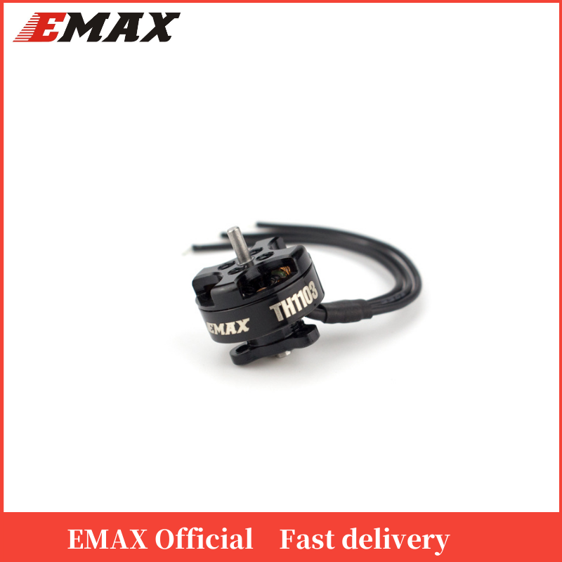 EMAX TH1103 Tinyhawk Freestyle /II Race Replacement Brushless Motor 7000kv/7500KV for FPV Drone Rc Plane