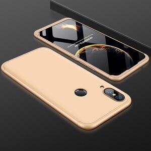 Чехол Huawei P20 Lite P20Lite ANE LX1 с полной защитой на 360 градусов, жесткий матовый чехол для Huawei P20 Lite, ANE-LX2 чехлы для телефонов
