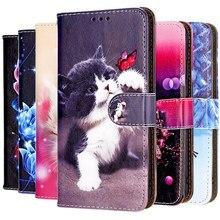 Чехол для Samsung Galaxy Xcover 4, чехол из искусственной кожи, флип-чехол для телефона Samsung Xcover 4 Galaxy X Cover4 G390F G390, чехол для телефона