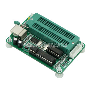 Image 4 - PIC microcontrolador USB programador de programación automática K150 + Cable ICSP