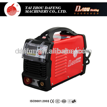 цена 100A 160A 200A 300A 400A MMA MOSFET IGBT Inverter Series DC Arc Welding Machine онлайн в 2017 году