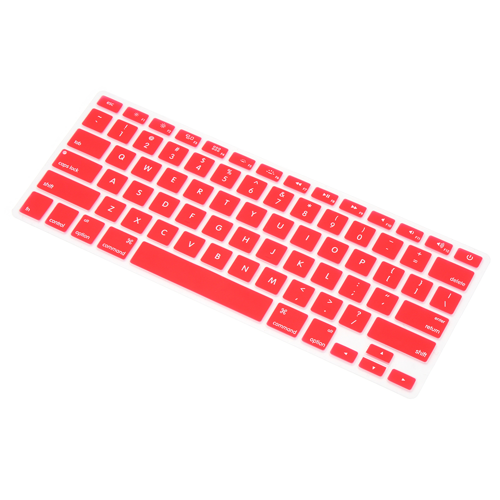 """Colorful Soft Silicone Keyboard Cover Sticker Film Protector For Apple Macbook Pro Air 13"""" 15"""" 17"""" Computer Accessories-3"""