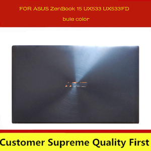 Для ASUS ZenBook UX533 UX533FD чехол Топ чехол ЖК-дисплей синего цвета