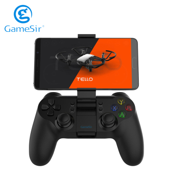 GameSir T1d Bluetooth Controller for DJI Tello Drone Compatible with iPhone and Android Phone