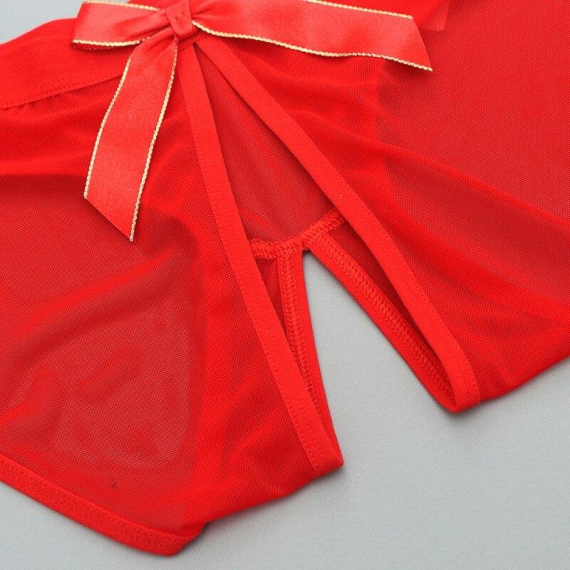 Women Sexy Breathable Lace Briefs Nightwear Panties Underwear Underpants Short Panties Low Rise Erotic Lingerie G String Thongs