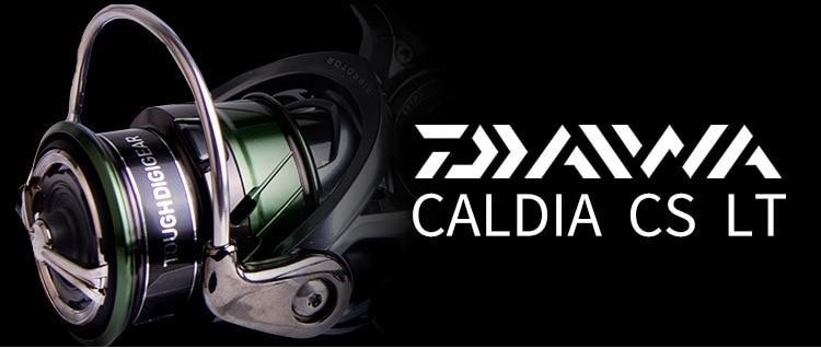 NEW 2019 DAIWA CALDIA CS LT 2000S-XH 2500XH 3000-CXH 4000-CXH Spinning Reels