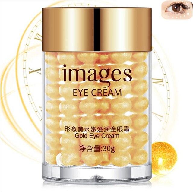 New Gold Tender Refresh Moisturizing Revitalizing Eye Mask Makeup Eyes Cream Whitening Compact Concealer Prevent Bask Skin Care