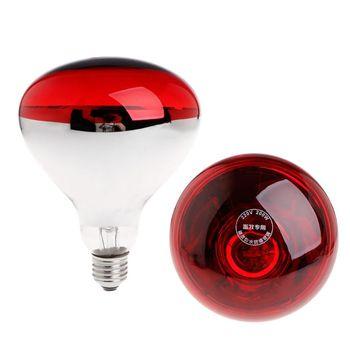 Fattoria Luce Termico di Conservazione di Pollo Maiale Lampada di Calore A Raggi Infrarossi LED Hatch del Gatto Del Cane di 100/150/200/ 250W Nave di Goccia N20 1