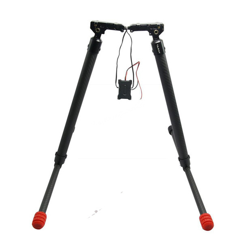 Tarot T Series Electronic Retractable Landing Gear Skid TL96030 with TL8X002 Controller for T810/ T960 810sport/ 960 sport