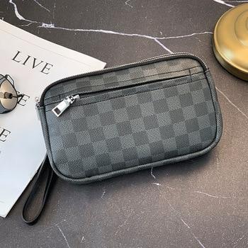Men Messenger Bag Waterproof Small Charging Man Bag Shoulder Bag Male Handbag Mini Crossbody Bag Travel Small Man Bag