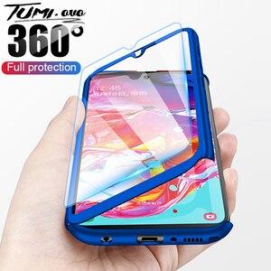 360 Full Protective Case For Huawei P30 P20 Lite Nova 6 Y5 Y6 Y7 Pro Y9 Prime 2019 Honor V30 20 10i 10 Lite P Smart Z Plus Cover(China)