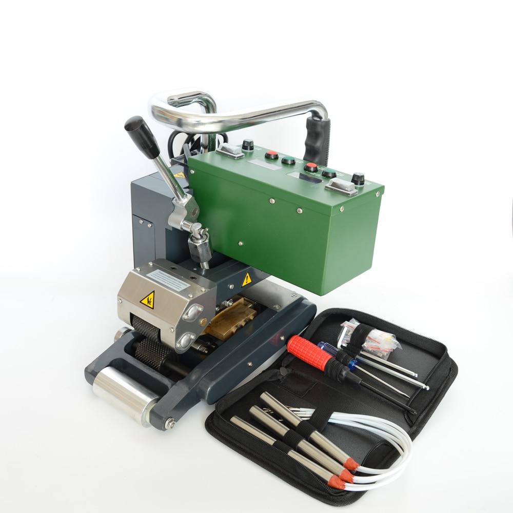 AC220V Hot Wedge Welder For Geomemberance Welding Model SWT-NS900D