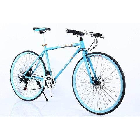 Disco de Freio Partisvarejo de Bicicletas de Estrada Profissional da Estrada de 18 Velocidades Polegada Reto Redondo 28 1