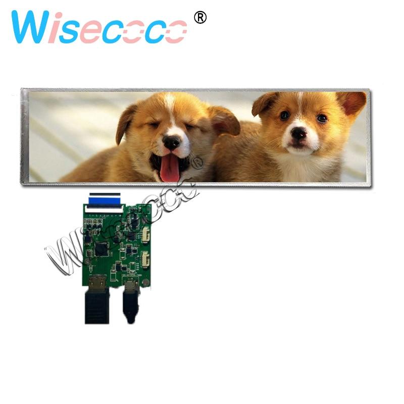 8.8 polegada ips 1920 × 480 tela lcd HSD088IPW1-B00 display mipi usb driver board monitor de jogos pc hsd088ipw1
