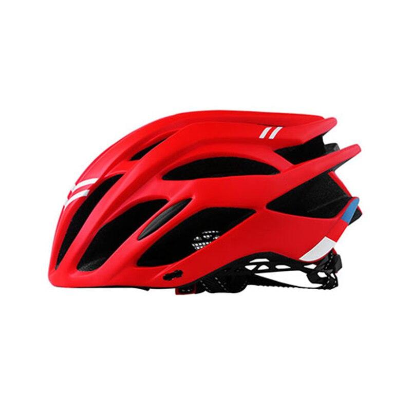2020 Bicycle Cycling Helmet Ultralight EPS+PC Cover MTB Road Bike Helmet Integrally-mold Cycling Helmet Cycling Safely Cap CSV