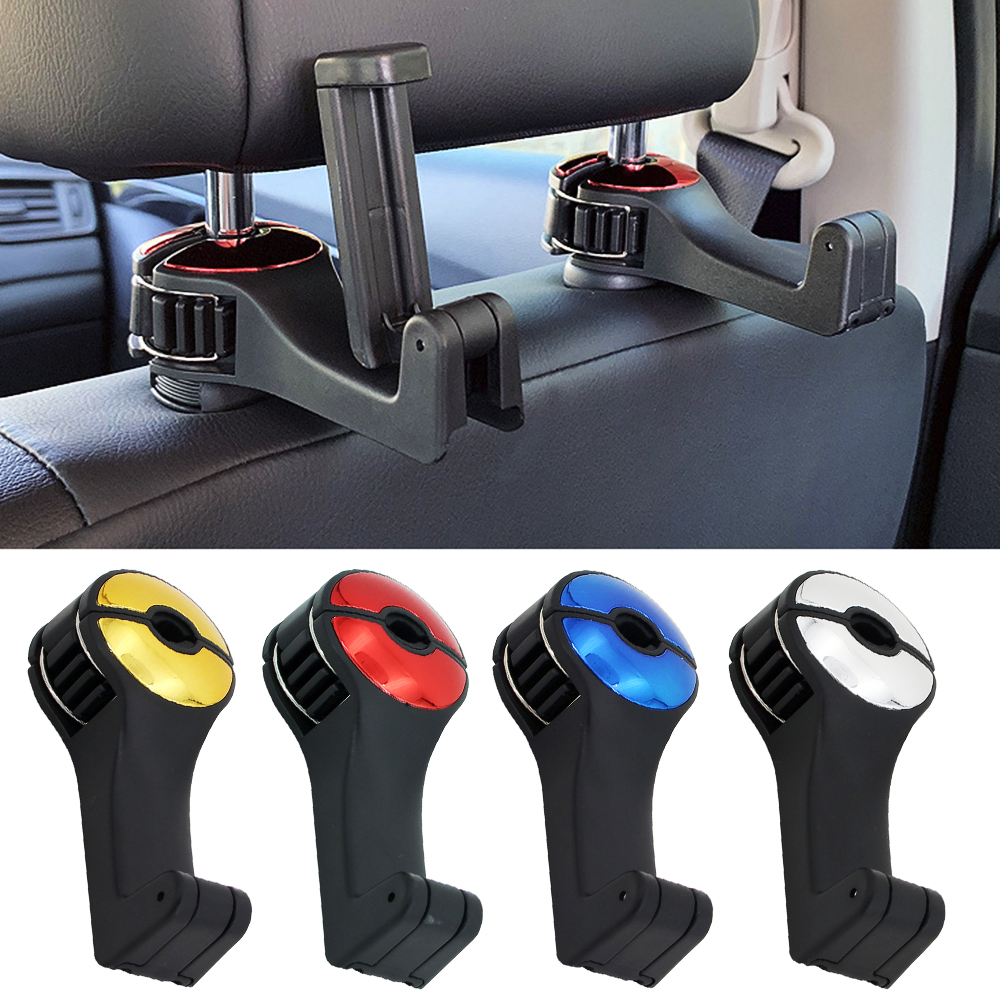 Hanger Hook Holder For Phone Car Headrest