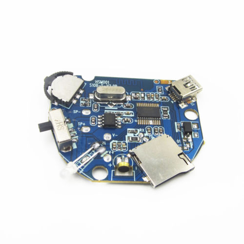 3.7-5V Bluetooth Audio Receiver Amplifier Module Precise MP3 Decoder