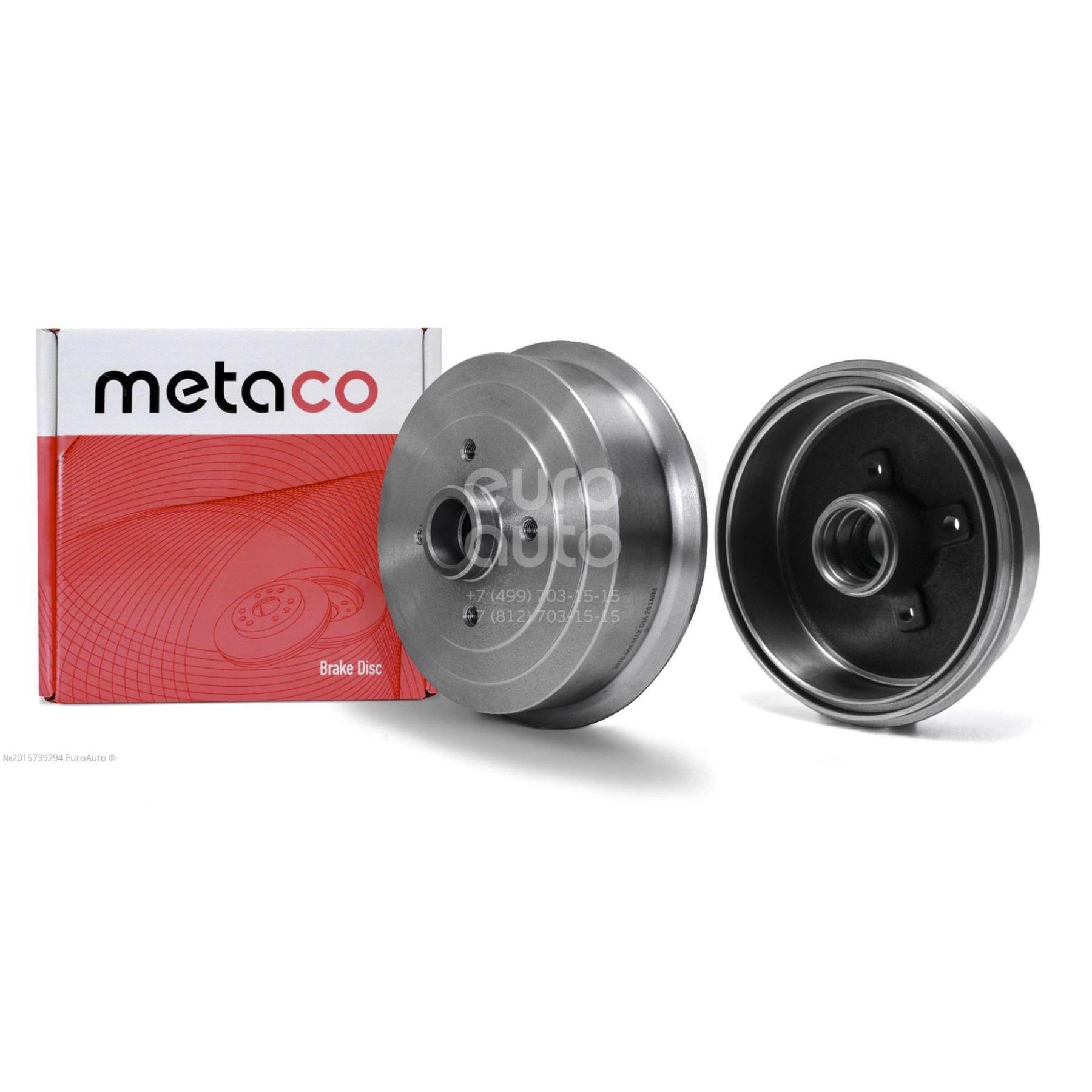 Metaco Барабан тормозной 3070-006