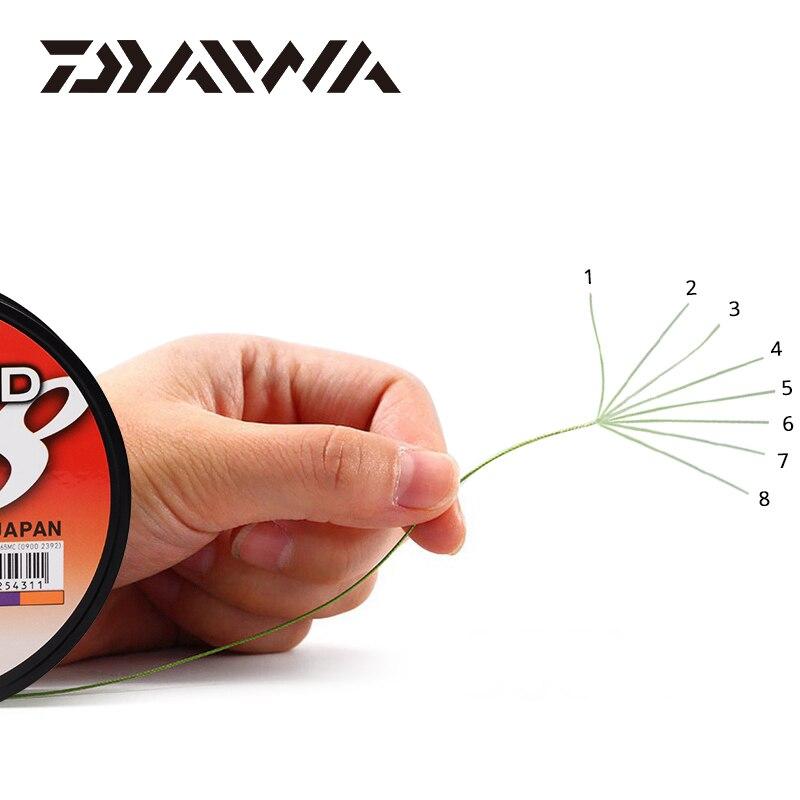 daiwa linha trancada j braid grand fishing linha 04