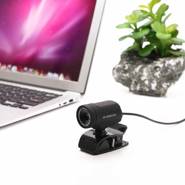 360 Degree Rotatable USB Webcam