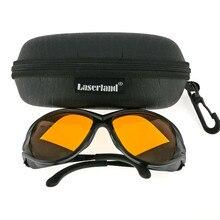 SK-UB Ultraviolet 190nm-490nm 405nm 445nm 450nm 473nm O.D4+ UV Blue Laser Protective  Safety Glasses CE