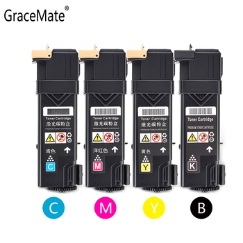 GraceMate Compatible for Xerox Phaser 6125 printer compatible color toner cartridge 106R01334 106R01333 106R01332 106R01331