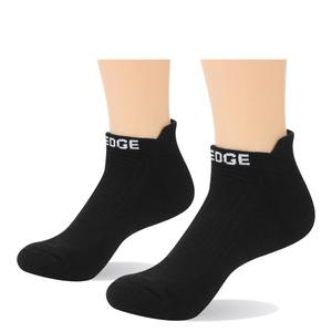 Image 4 - YUEDGE Brand Men Women 5 Pairs Black Wicking Cushion Cotton Breathable Casual Cycling Running No Show Low Cut Ankle Socks