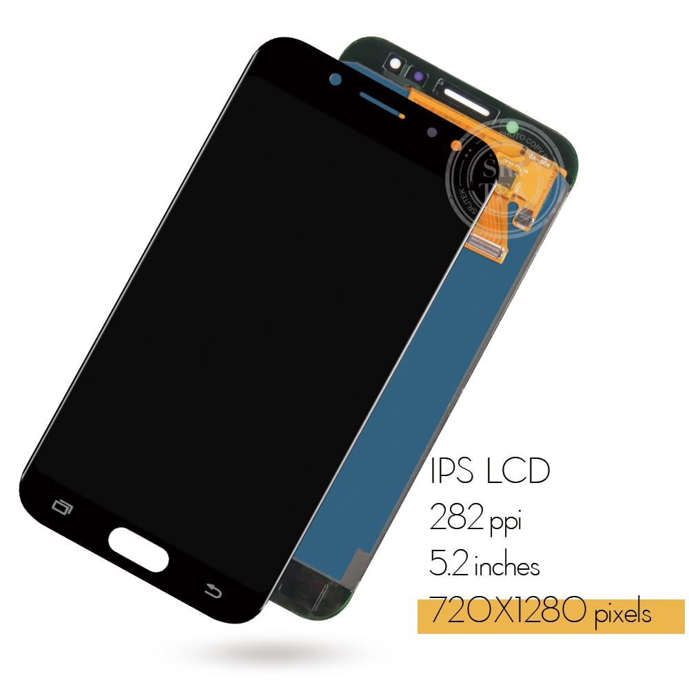 H535bb444b0be44e4941f4f36a4903ccc3 AMOLED/TFT J530F LCD Screen For Samsung GALAXY J5 2017 Display J530 LCD SM-J530F Display Touch Digitizer Glass J5 2017 LCD