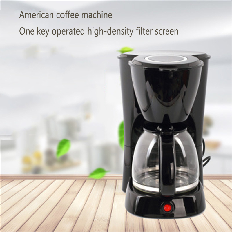 Fully Automatic Semi Automatic Coffee Machine Household and Commercial Electric Coffee Grinder