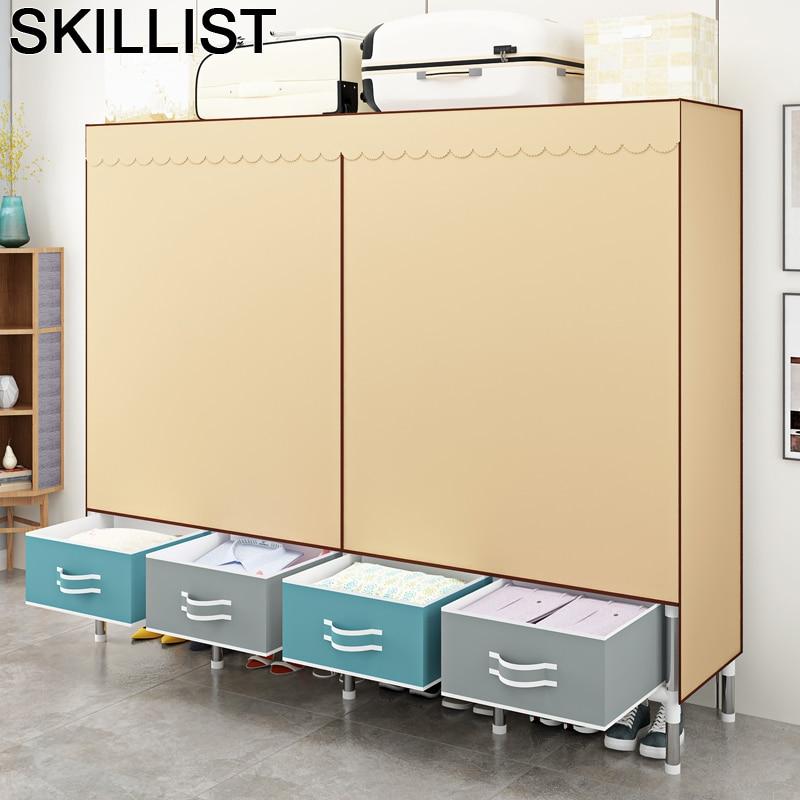 Ropero Dresser For Armoire Rangement Armario Armazenamento font b Closet b font Bedroom Furniture Guarda Roupa