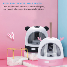 Pencil Sharpener Tenwin Automatic Stationery School-Supplies Electric Multi-Function