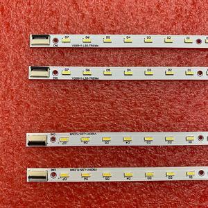 Image 2 - Nowy 4 sztuk/zestaw listwa oświetleniowa LED dla KDL 50EX645 V500HK1 LS5 V500HJ1 LE1 4A D078708 D078707 V500H1 LS5 TLEM4 TREM4 TLEM6 TREM6
