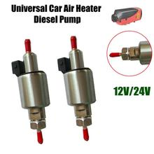 цена на Universal 12 / 24V 1KW-5KW Car Air Heater Diesel Pump For Webasto Eberspacher Car Air Parking Heater Auto Heater Accessories