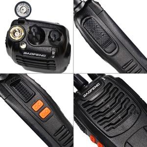 Image 3 - 3PCS Baofeng BF 888S Two Way Radio BF 888S 6km Walkie Talkie 5W Portable CB Ham Radio Handheld HF Transceiver Interphone bf888S