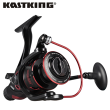 Fishing-Reel Extra-Spool Drag Carp Front Freshwater Baitfeeder-Iii Kastking Sharky Spinning