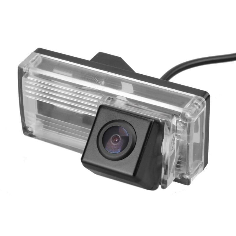 Otomobiller ve Motosikletler'ten Araç Kamerası'de Araba ters dikiz kamera destek sistemi Toyota Land Cruiser için title=
