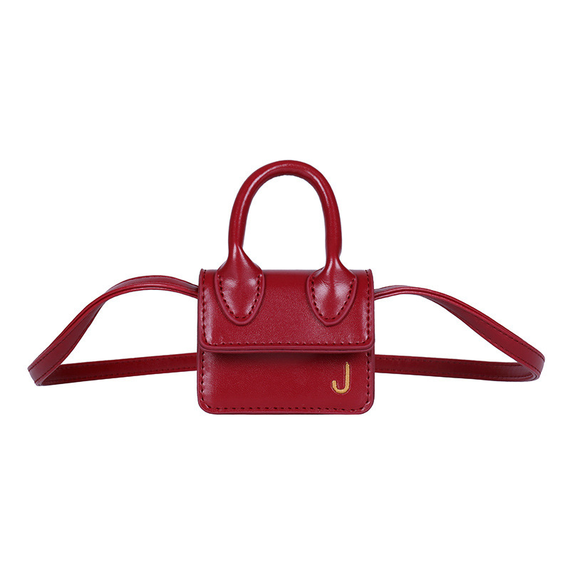 Bolsos Mujer Sale Real Bolsas Feminina 2019 New Net Small Bag For Ck Foreign Style Slanting Insbag With Mini Cute Pocket Purse in Top Handle Bags from Luggage Bags