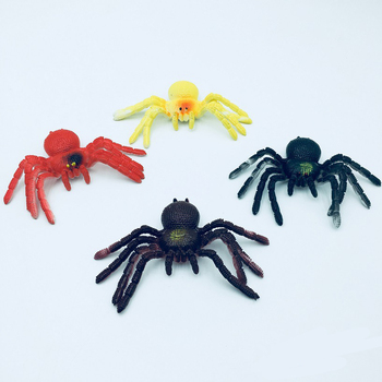 Large Simulation Animal Lizard Scorpion Spider Hot Selling Trick Pressure Reduction Toy 、