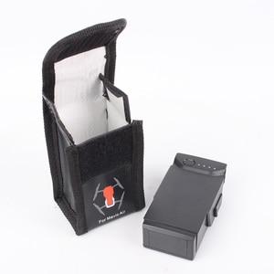 Image 4 - Огнеупорный защитный чехол для аккумулятора для DJI Mavic Air LiPo, взрывозащищенный чехол для аккумулятора для DJI Mavic Air Accessories