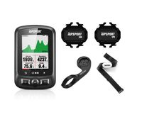 iGPSPORT IGS618 GPS Cycling Computer Wireless IPX7 Waterproof Bicycle Digital Stopwatch Cycling Speedometer ANT+ Bluetooth 4.0