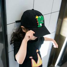 Бейсболка для мальчиков и девочек 2 4 лет хлопковая Регулируемая