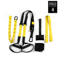 Fitness Resistance Bands Home Suspension Training Kit Hanging Workout Sport Gym Pull Up Muscle Chest Shoulder Exercise Equipment