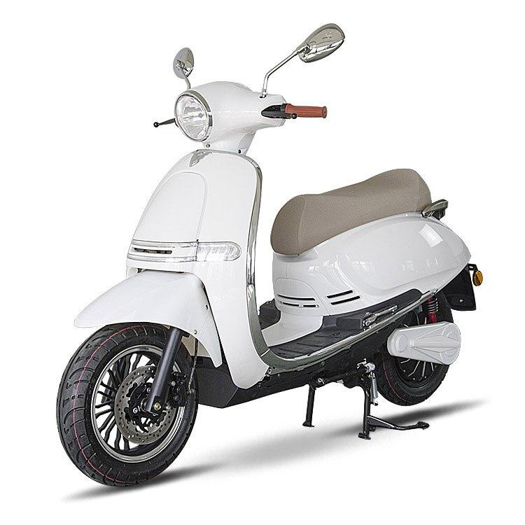 Электрический скутер EEC мощностью 75 км/ч, 4000 Вт, со съемной литиевой батареей на 72 в, 40 А/ч, электрический мотоцикл Citycoco, Диапазон действия 100 к...