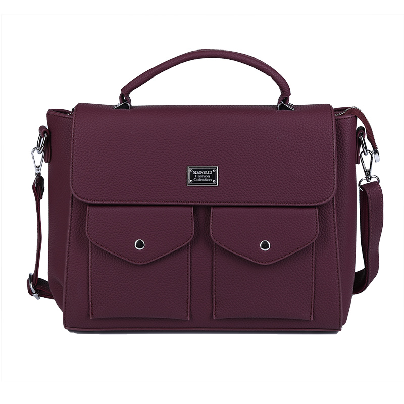 Bags Hard Leather 2020 Roomy Bag Female Crossbody 328 Bag Female Shopper