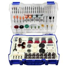 268Pcs Mini Bor Bit Set Alat Abrasif Penggilingan Amplas Polishing Cutting Alat Kit untuk Dremel Aksesoris Set(China)