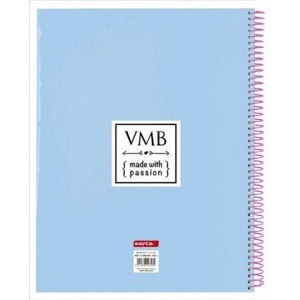 NOTEPAD A4 MICRO120 H VMB