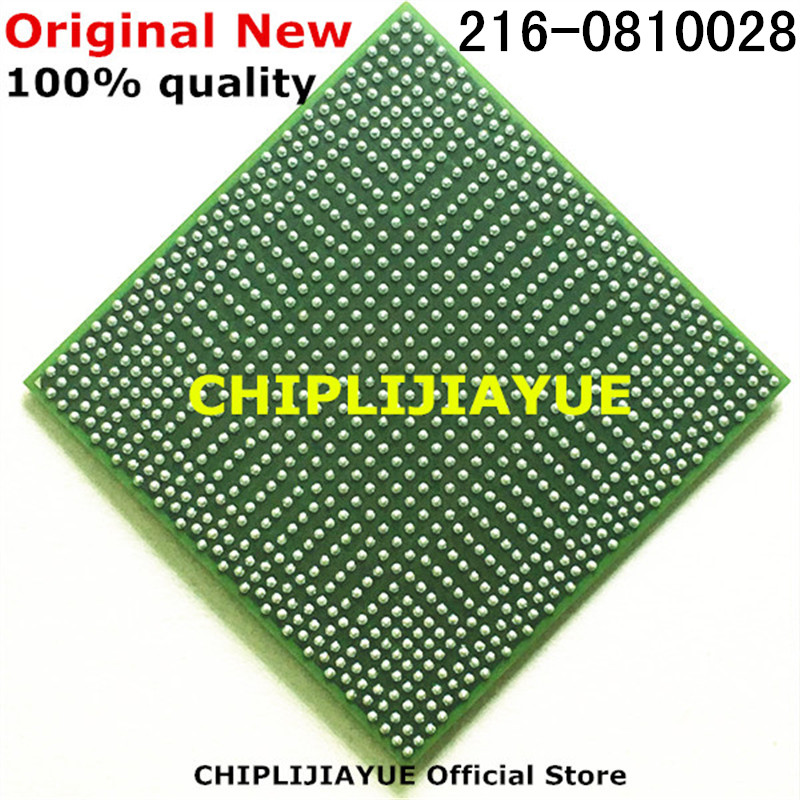 1-10PCS 100% New 216-0810028 216 0810028 IC Chips BGA Chipset