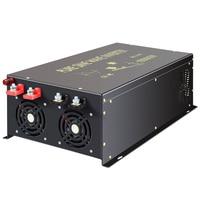 20000W Peak Pure Sine Wave Power Inverter 12V DC to 220V 10000W AC Solar Generator Inverter Transformer 12V/24V/48V to 120V/240V